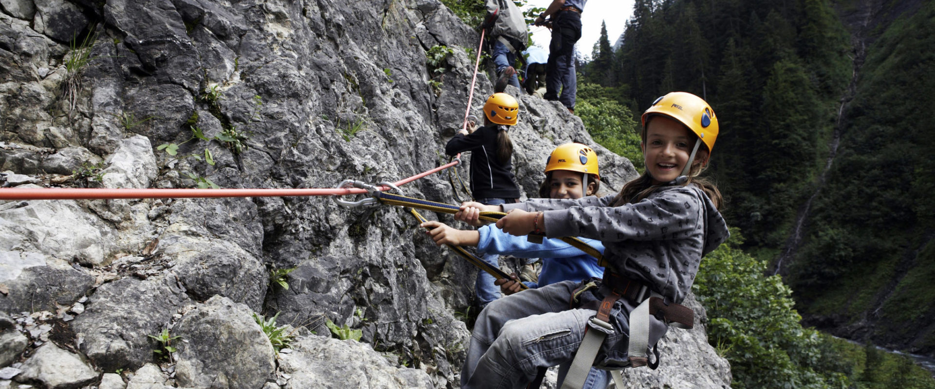 Kinder Abenteuertag (c) Christoph Lingg - Bregenzerwald Tourismus (1)