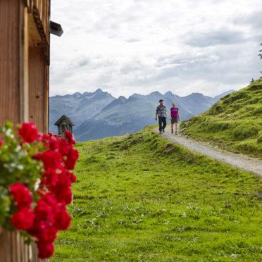 Wandern_Alpe Sattelegg (c) Adolf Bereuter - Bregenzerwald Tourismus