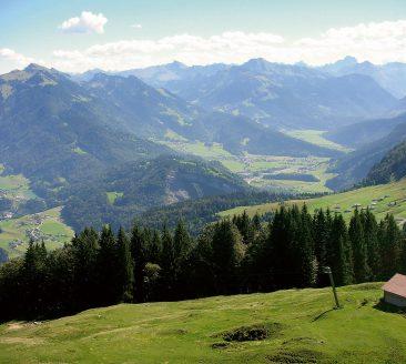 Schwarzenberg Bödele