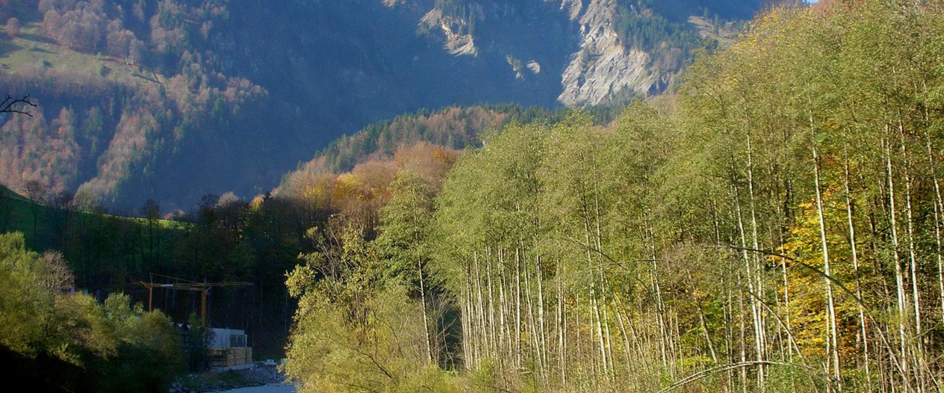 Mellau Hangspitze