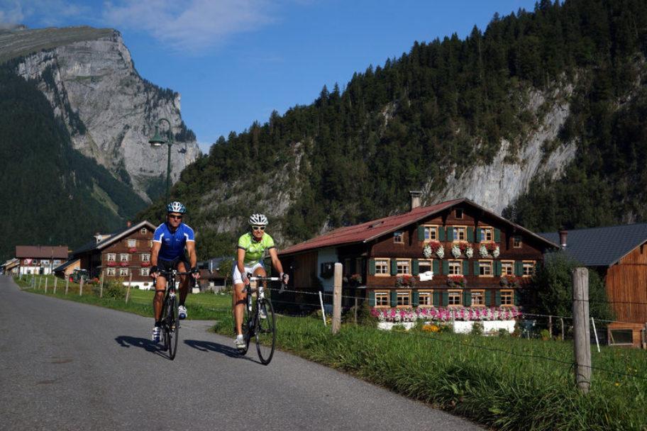 Rennrad (c) - Bregenzerwald Tourismus