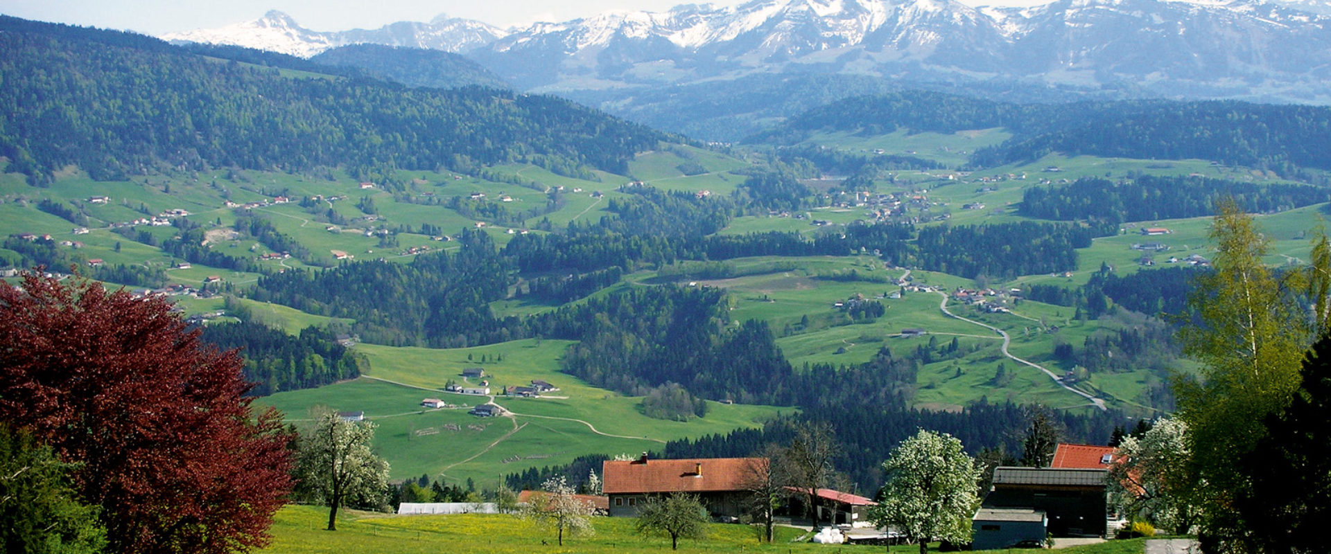 Hochsträß in Sulzberg