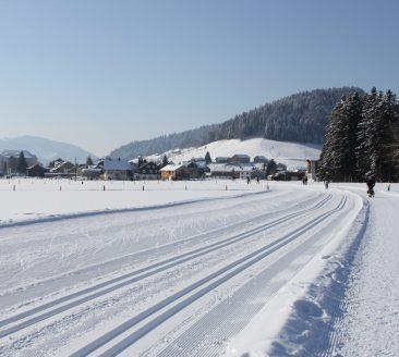 Winterwandern Hittisau © Hittisau Tourimus
