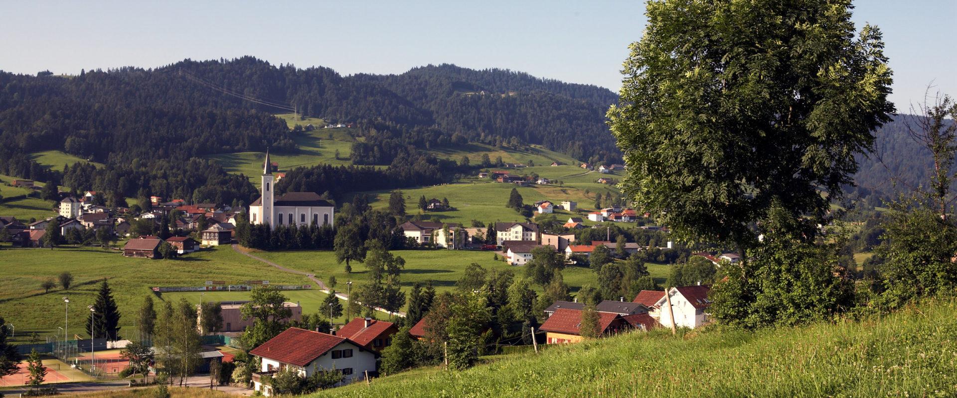 Alberschwende © Christoph Lingg / Bregenzerwald Tourismus