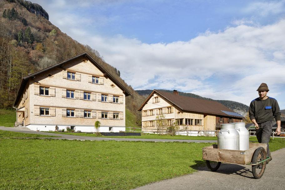 Architektur-Mellau © Adolf Bereuter / Bregenzerwald Tourismus