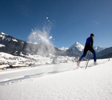 Au-Schoppernau im Winter © Christine Kaufmann / Au-Schoppernau Tourismus