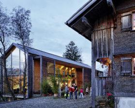 Baukunst Bregenzerwald © Adolf Bereuter / Bregenzerwald Tourismus