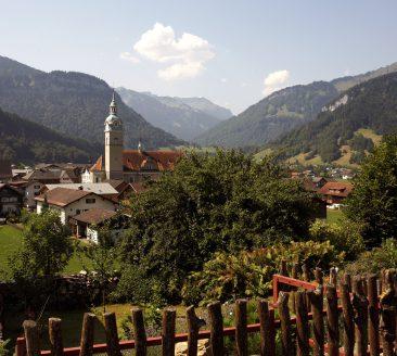 Bezau © Christoph Lingg / Bregenzerwald Tourismus