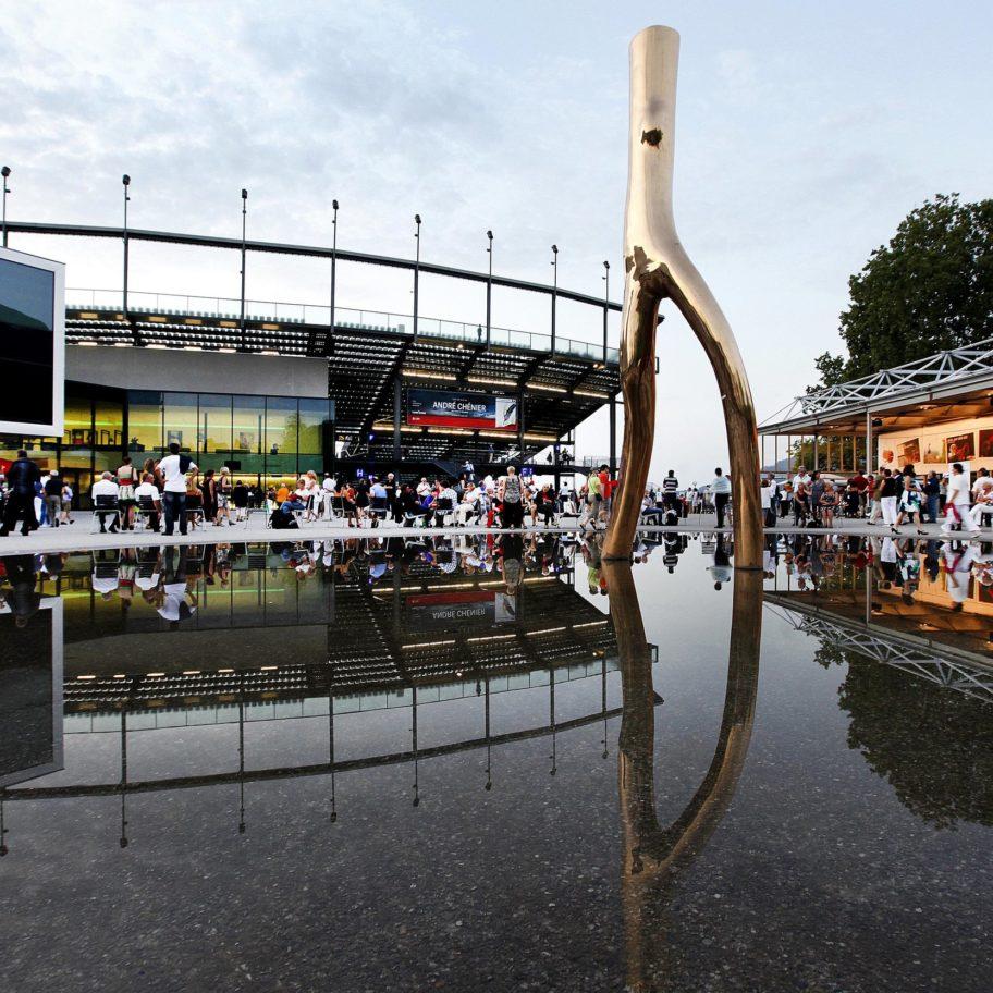 Die Bregenzer Festspiele