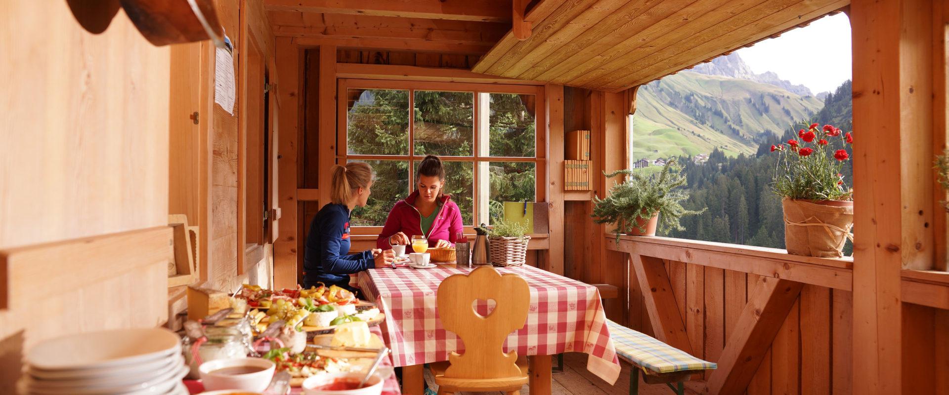 Kulinarisch Wandern - Schroecken © Ludwig Berchtold / Bregenzerwald Tourismus