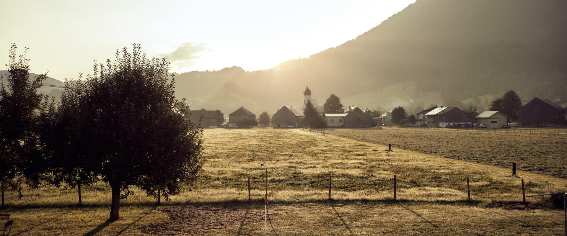 Landschaft © Ian Ehm / friendship.is