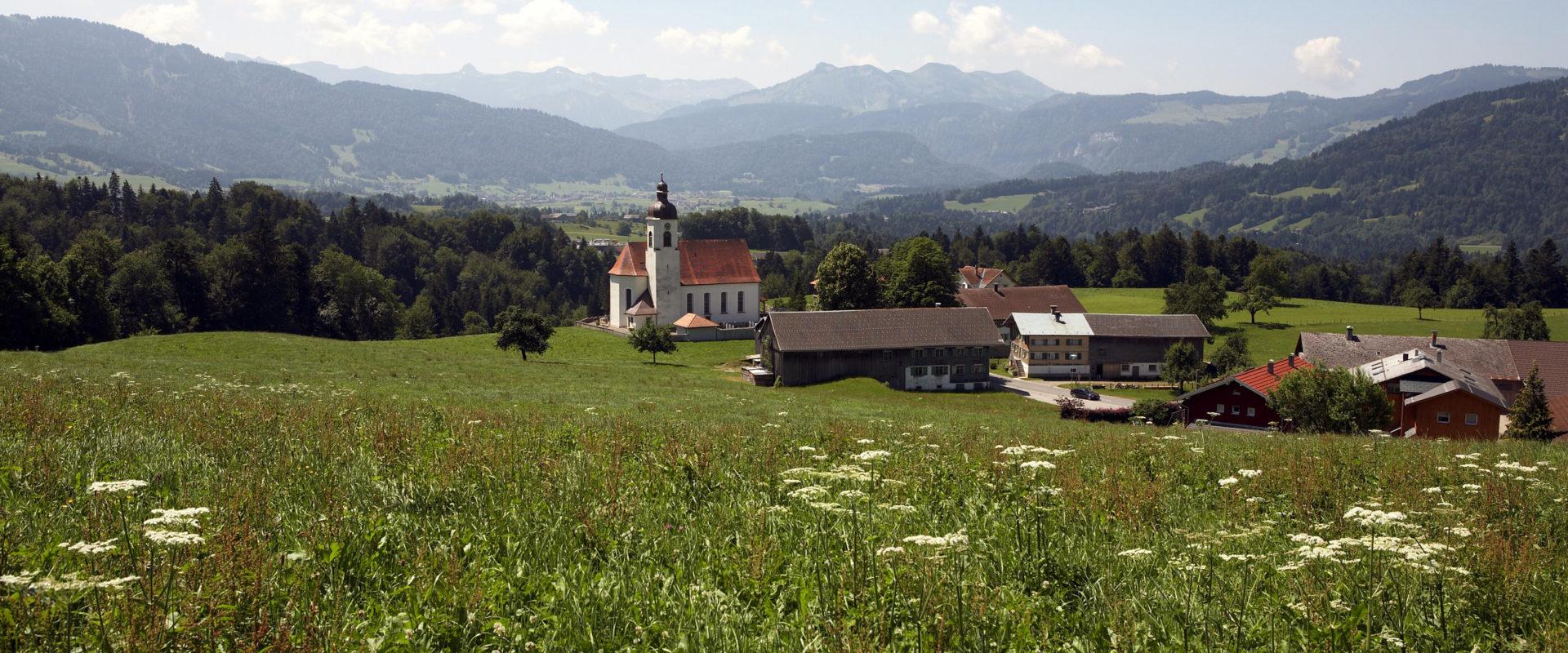 Langenegg © Christoph Lingg / Bregenzerwald Tourismus