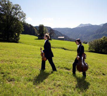 Musiker Schubertiade © Christoph Lingg / Bregenzerwald Tourismus