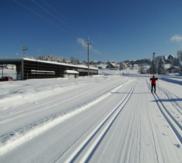Nordic Sports Park in Sulzberg © Erwin Steurer / Sulzberg Tourismus
