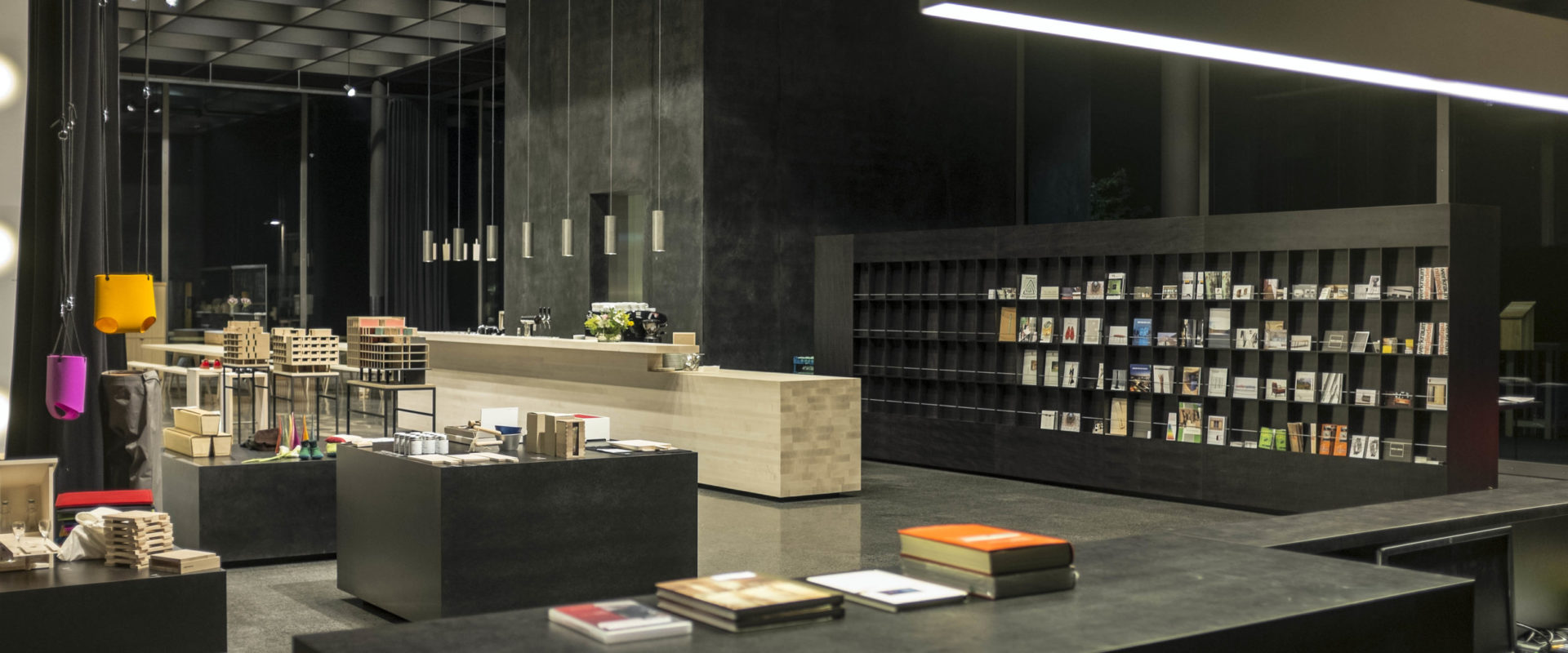 Shop, Information © Peter Löwy / Werkraum Bregenzerwald