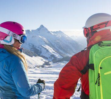 Ski area Warth-Schröcken Ski Arlberg