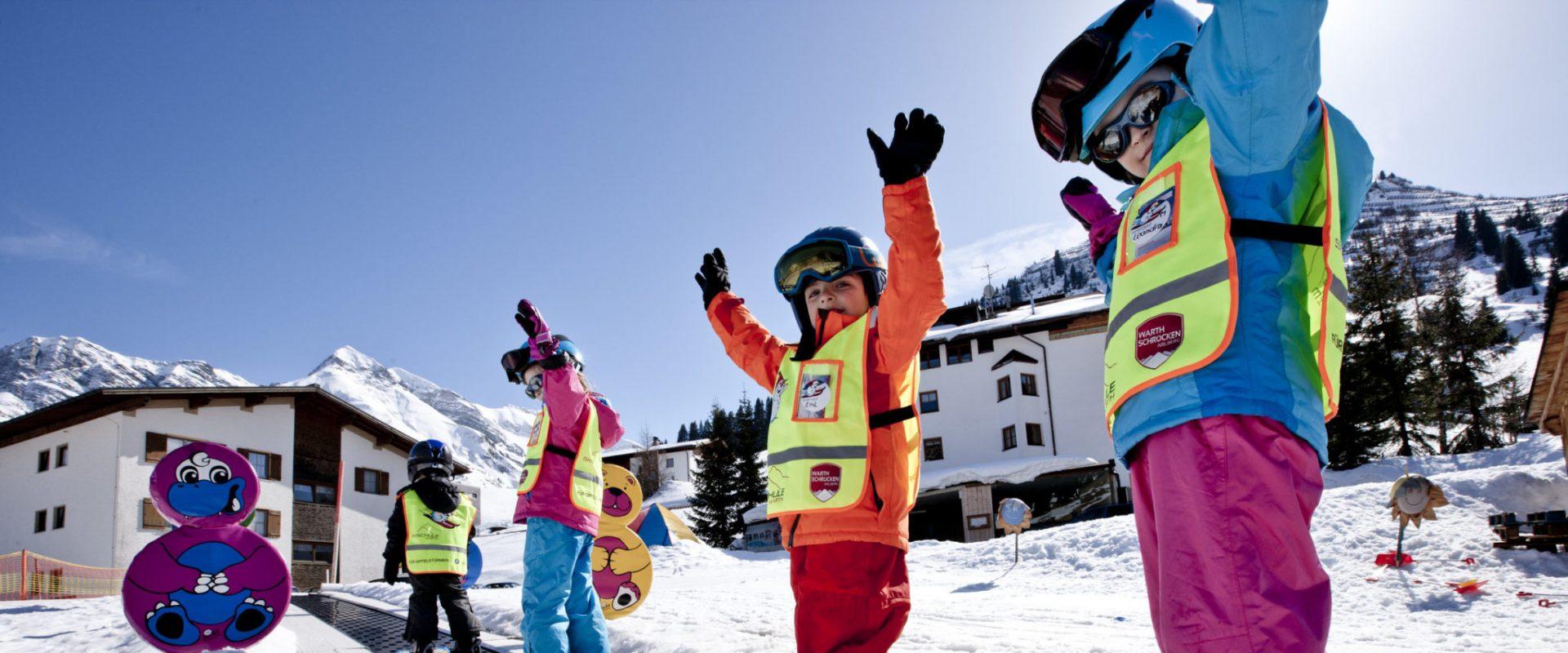 Skifahren Warth-Schroecken_skischule warth (18) © N.N. / Skischule Warth