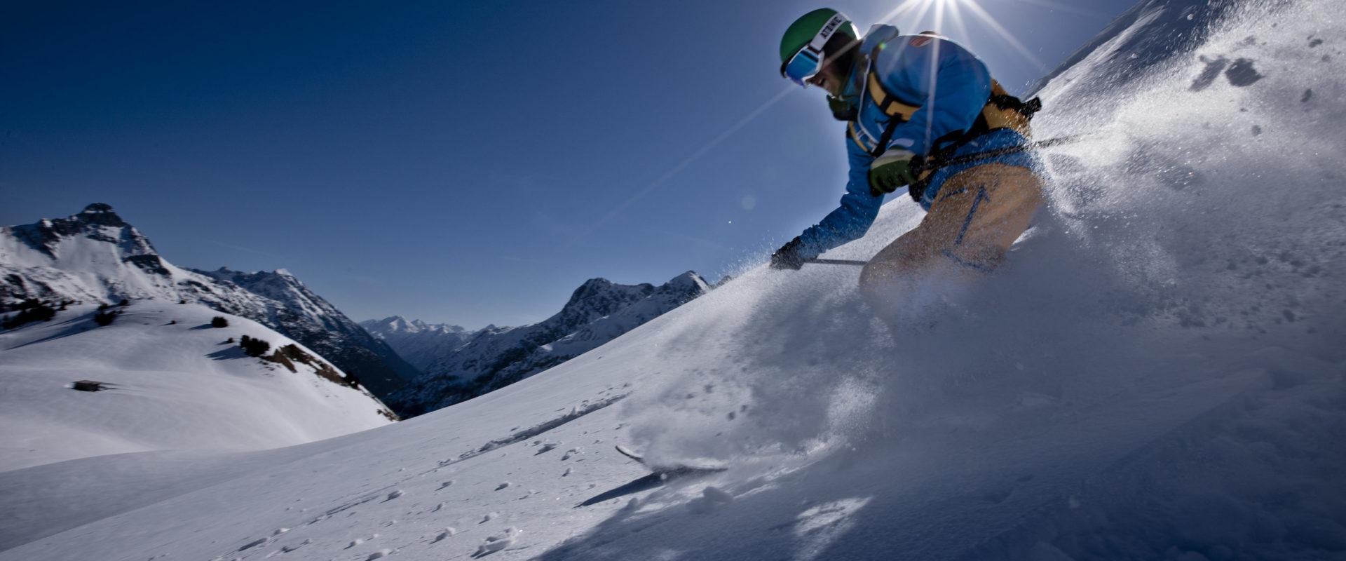 Skifahren Warth-Schroecken_skischule warth (40) © N.N. / Skischule Warth