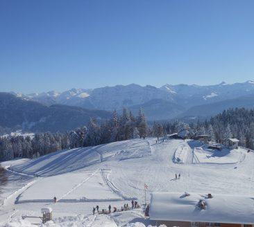 Skigebiet Alberschwende Brüggelekopf © N.N. / Alberschwende Tourismus