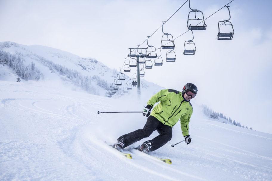 Skigebiet Schetteregg © Emanuel Sutterlüty / Egger Liftgesellschaft
