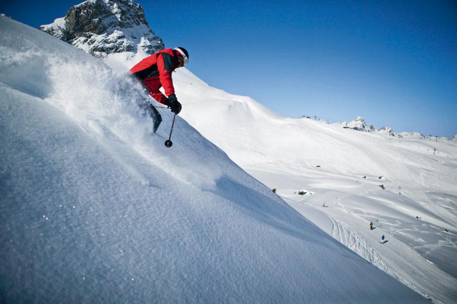 Skigebiet Warth-Schröcken © Alex Bayer / Warth-Schöcken Tourismus