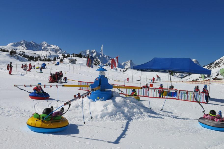 Skischule Salober_Kinderland © N.N. / Skischule Salober-Schröcken
