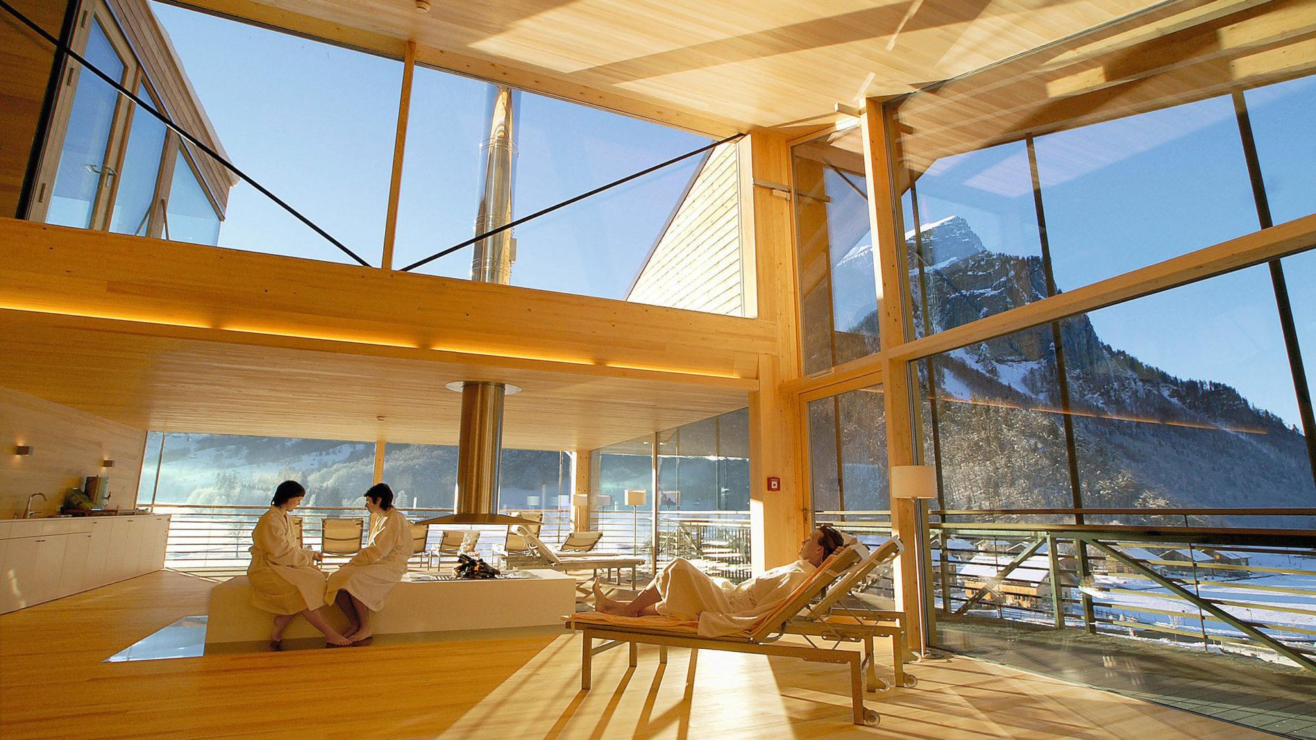 Wellness bregenzerwald in vorarlberg for Wellness design hotel deutschland