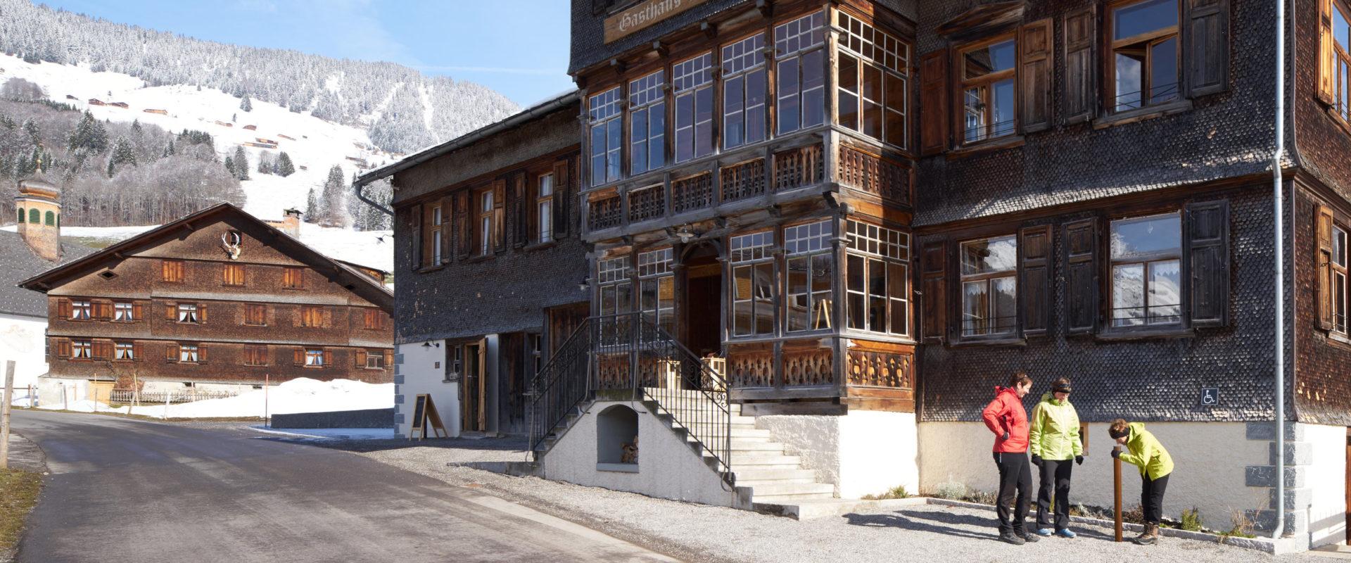 Umgang Bregenzerwald © Adolf Bereuter / Bregenzerwald Tourismus