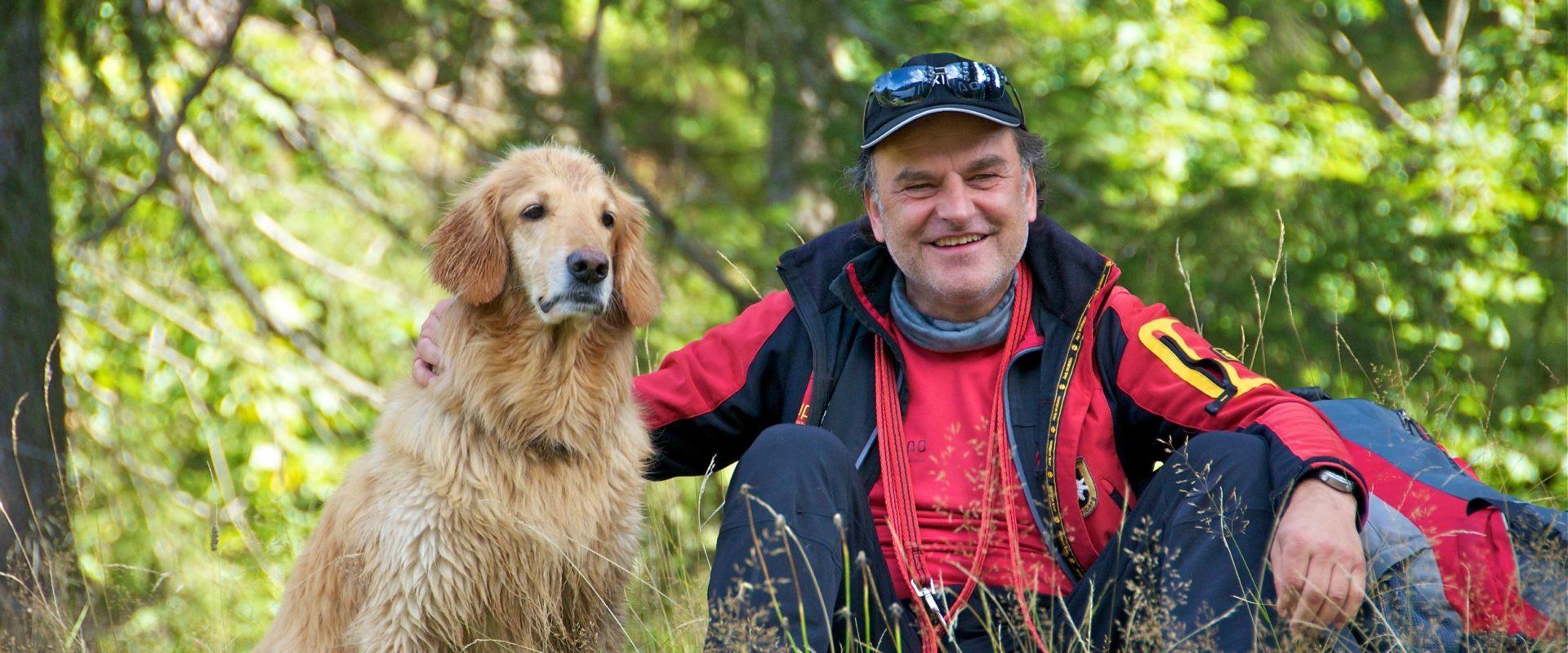 Wandern mit Hund © Thomas Bauer / Lexlupo