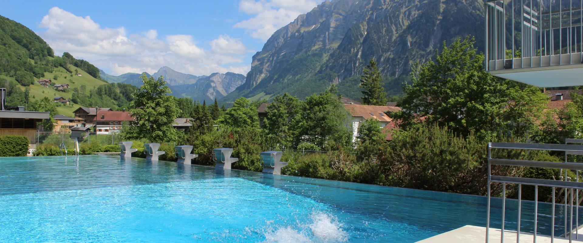 Schwimmbad Mellau