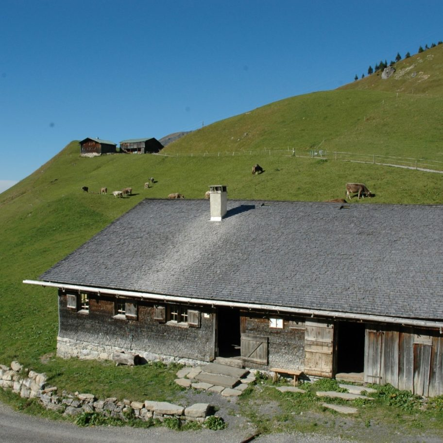"""Alpmuseum """"uf m Tannberg"""" in Schröcken"""