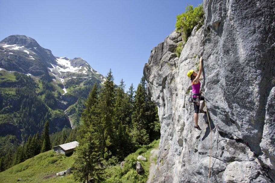 Klettersteig Bregenz : Klettersteige warth schröcken bregenzerwald in vorarlberg
