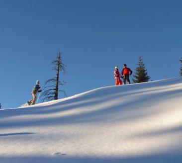 Au-Schoppernau – Kanis snowshoe tour