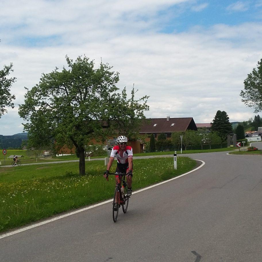 Mellau l Rennrad Mellau – Vorderwald