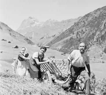 Rund um den Hochtannberg - Ausstellung Warth (c)Stadtarchiv Dornbirn, Vorarlberg Museum (2)