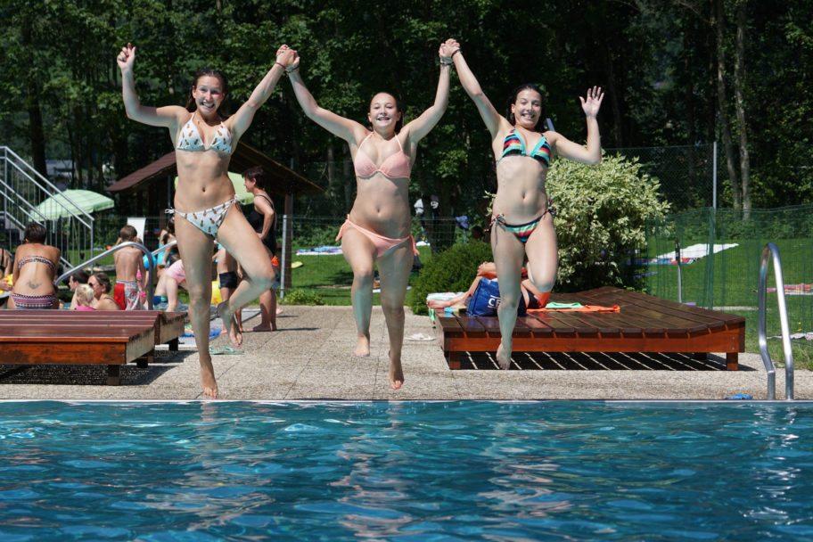 Schwimmbad Schoppernau 1