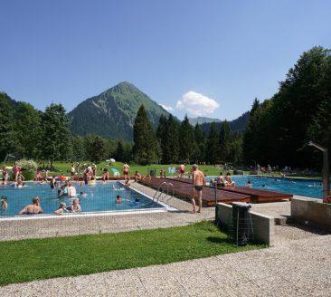 Schwimmbad Schoppernau 4