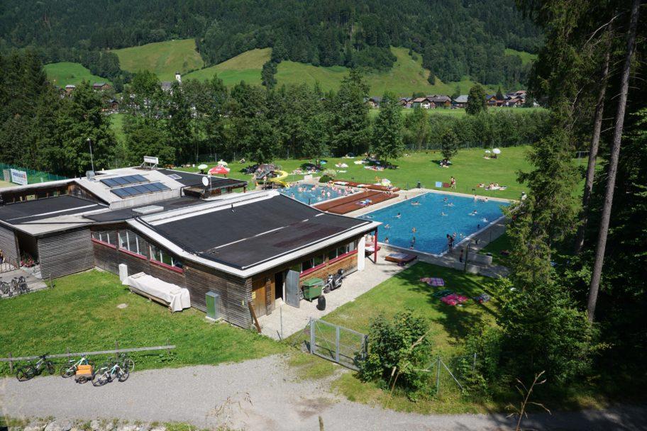 Schwimmbad Schoppernau 7