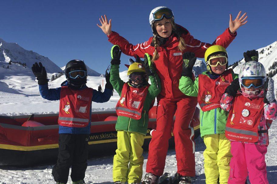 Skischule Salober-Schröcken-Kinderschnee_Programm