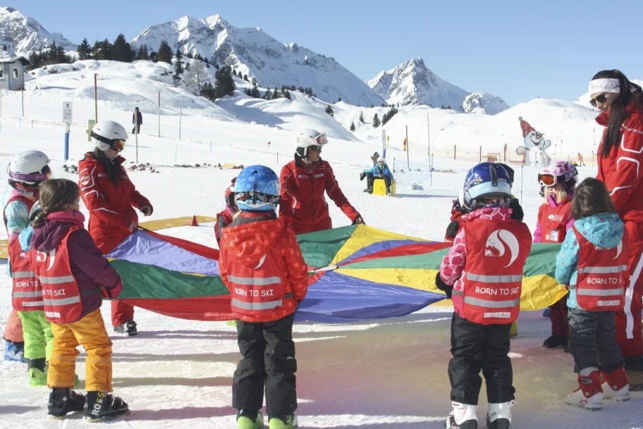 Skischule Salober-Schröcken-Spielerisch