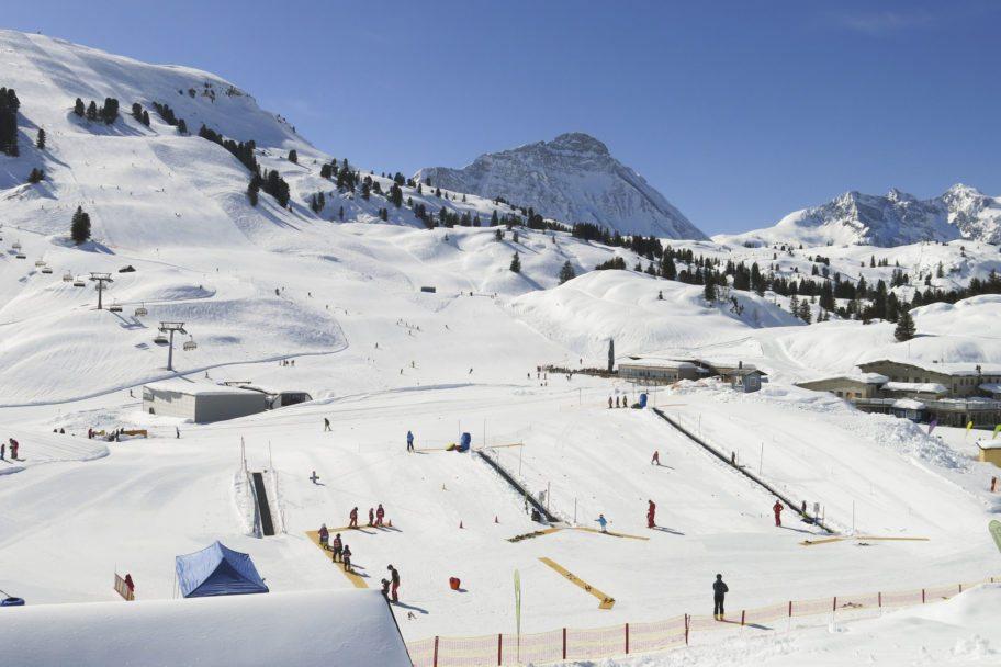 Skischule Salober-Schröcken-sonniges Kinderland