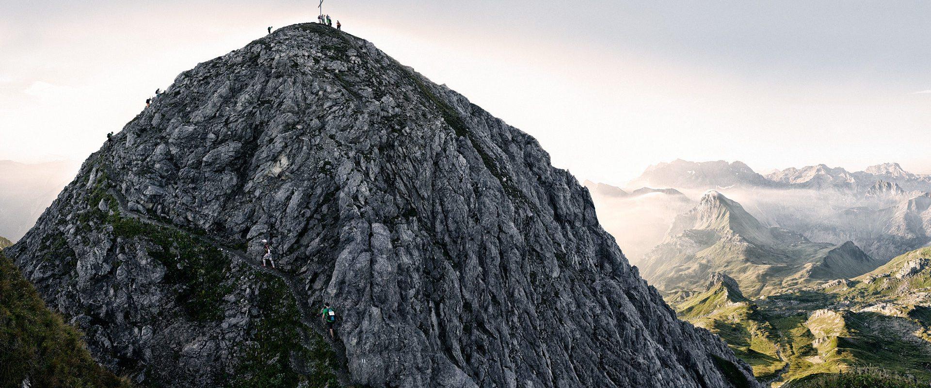 Die Härten der Sieben Gipfel