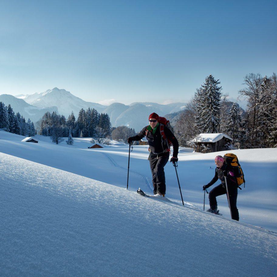 Skitouren & Variantenskifahren