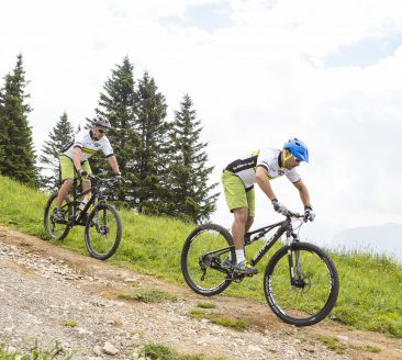 Mountainbike © Stephan Schatz / Bike Schule Au-Schoppernau