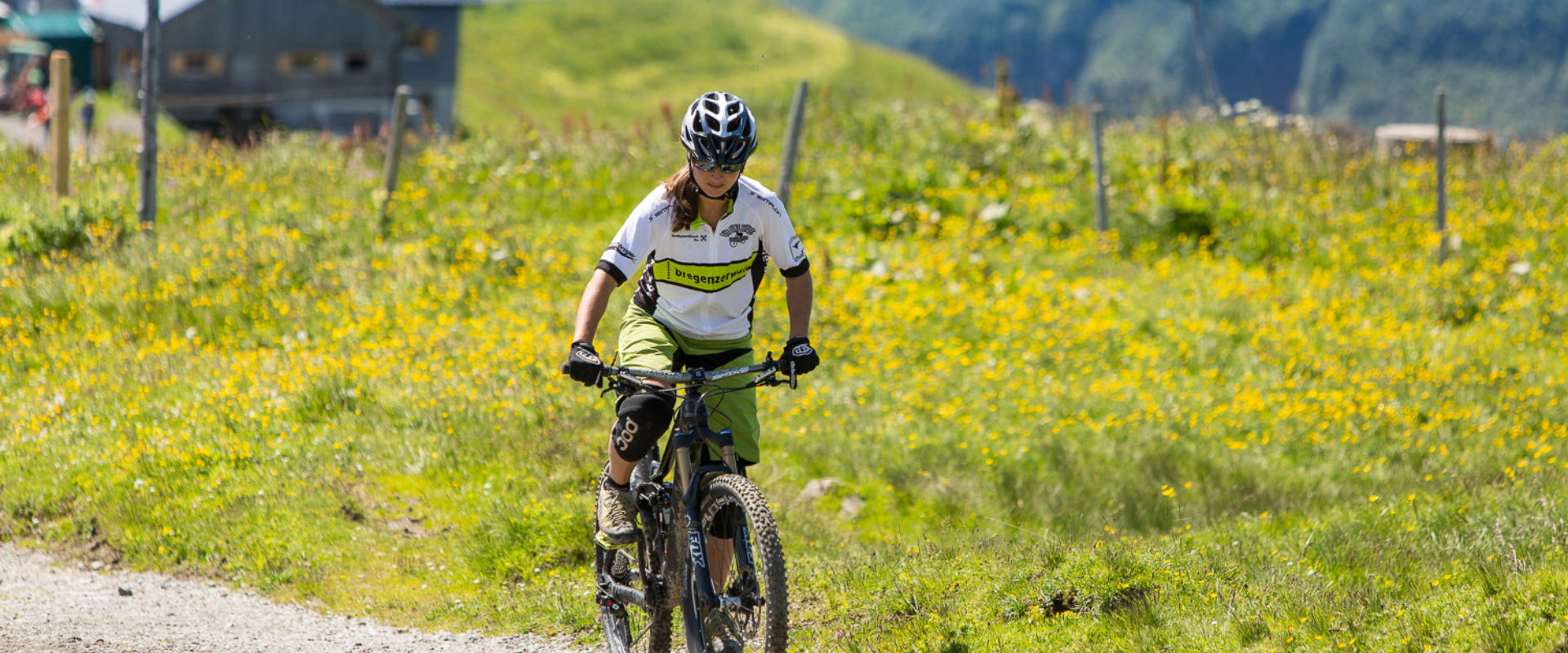 Mountainbike © Stephan Schatz / Die Bike-Schule Au-Schoppernau