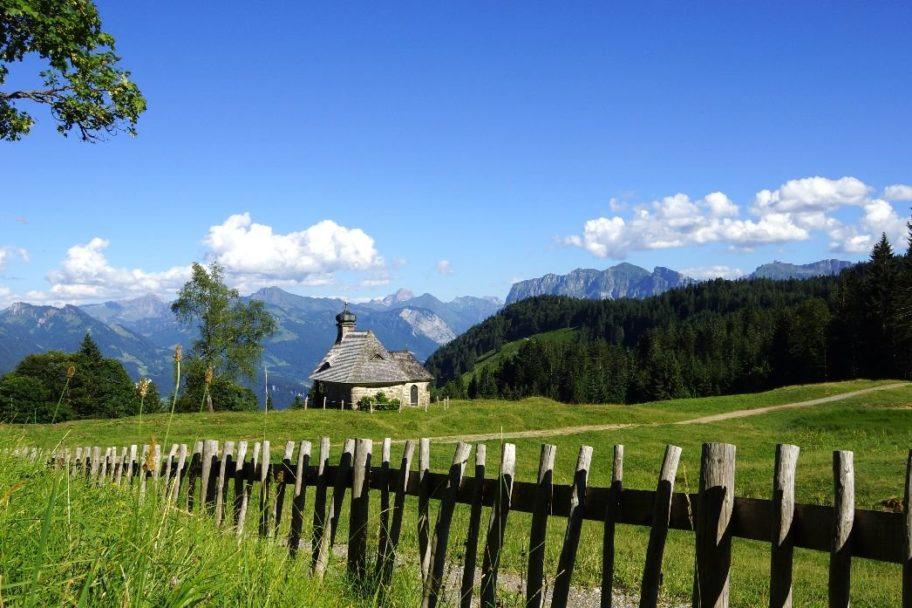 Niederälpele © Alois Metzler / Bregenzerwald Tourismus