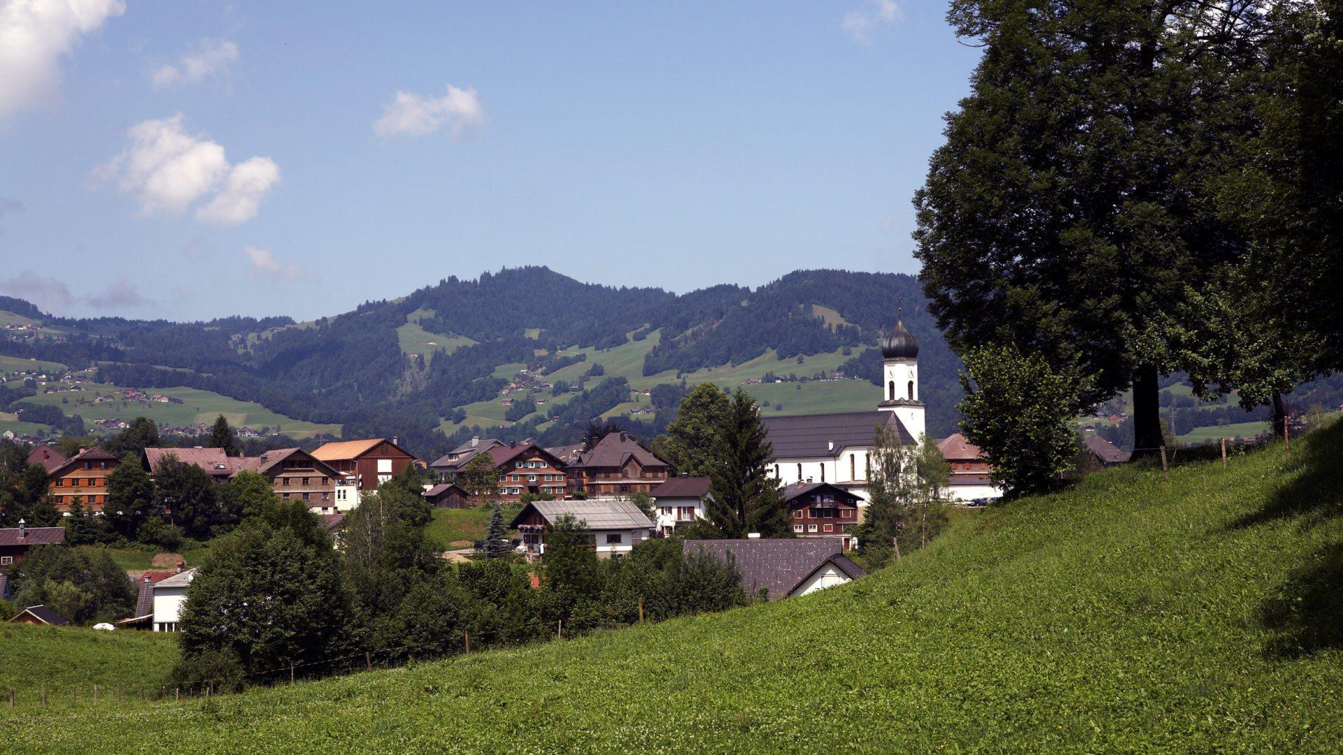 Schwarzenberg | Schwarzenberg tour - Bregenzerwald in ...