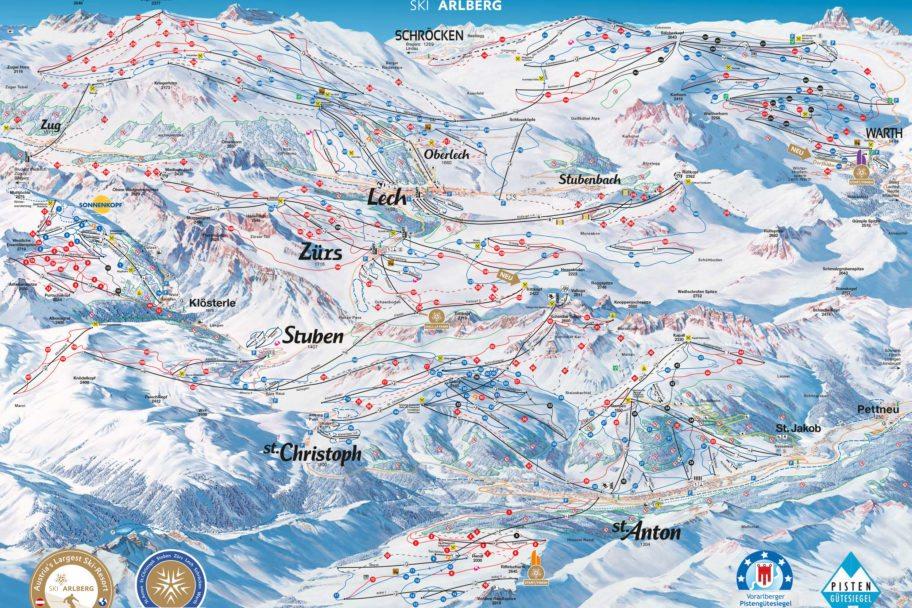 Ski Arlberg, Warth-Schröcken