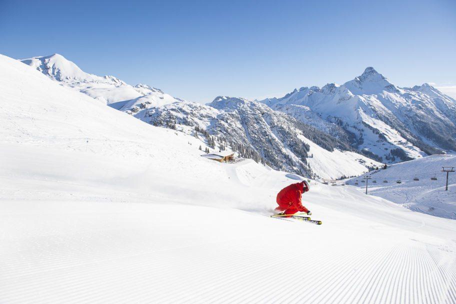 Skigebiet Warth © Alex Kaiser / Skilifte Warth