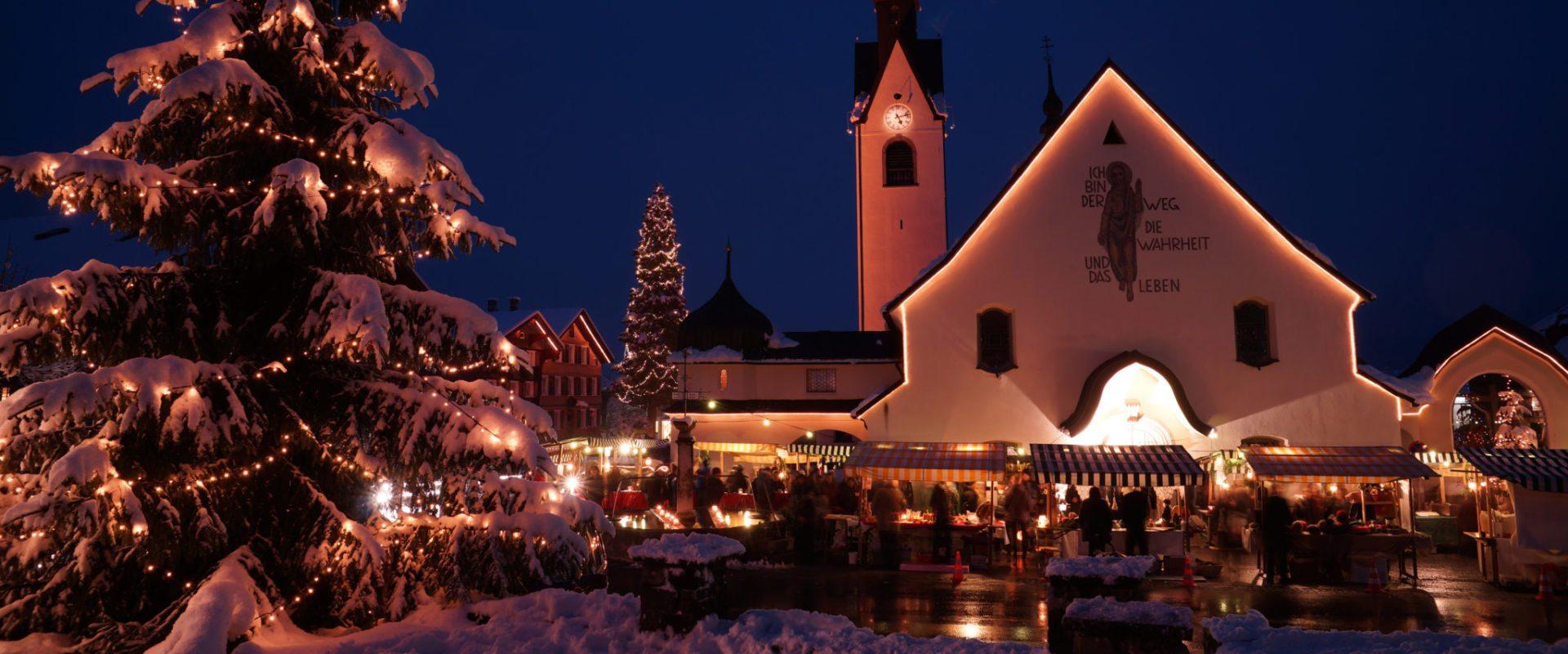 Adventmarkt in Schwarzenberg